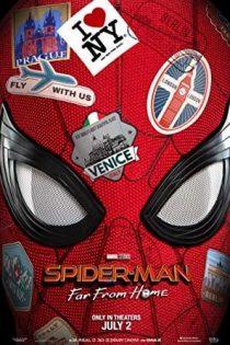 دانلود فیلم مرد عنکبوتی دور از خانه Spider-Man: Far from Home 2019