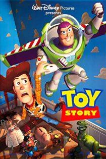 دانلود انیمیشن داستان اسباب بازی دوبله فارسی Toy Story 1995